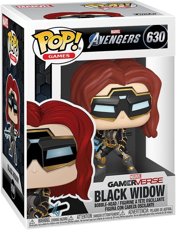 Black Widow (Chase Edition möglich) Vinyl Figur 630