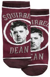 Dean Winchester - Squirrel