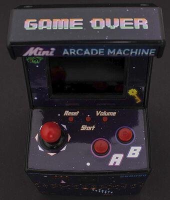 Mini Arcade Machine Mini Arcade Machine - inkl. 240x 16-Bit Spielen