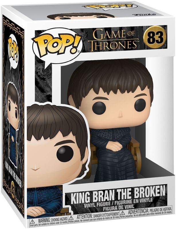 King Bran The Broken Vinyl Figure 83
