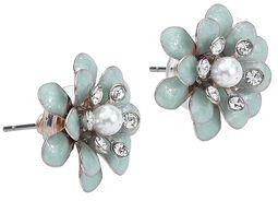 Lacey Flower Earrings