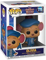 Basil, der grosse Mäusedetektiv Olivia Vinyl Figur 775