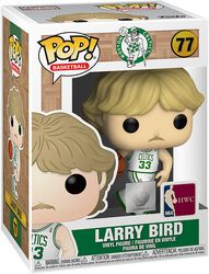 Boston Celtics - Larry Bird Vinyl Figur 77