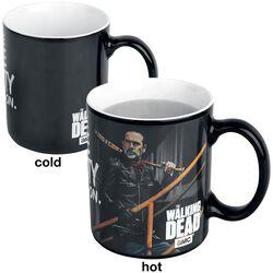 Negan - Tasse mit Thermoeffekt