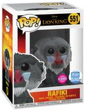 Rafiki (Flocked) (Funko Shop Europe) Vinyl Figure 551
