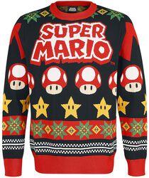 Mario - Mushrooms - Power Star