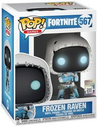 Frozen Raven Vinyl Figur 567