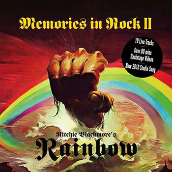 Ritchie Blackmore's Rainbow - Memories in Rock II