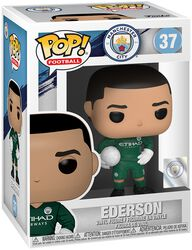 Football Manchester City - Ederson Vinyl Figur 37