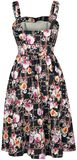 Colorful Garden Swing Dress