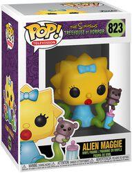 Simpsons Alien Maggie Vinyl Figure 823