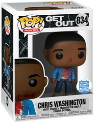 Chris Washington (Funko Shop Europe) Vinyl Figure 834
