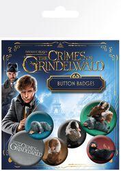 Grindelwalds Verbrechen - Nifflers