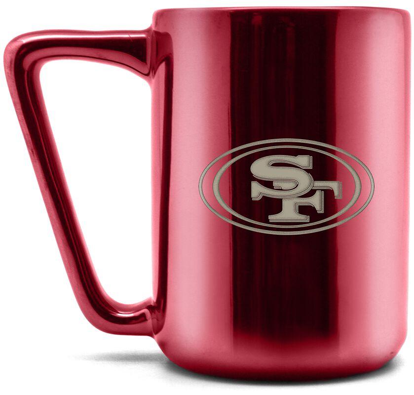 San Francisco 49ers - Laser Logo Tasse
