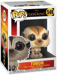 Timon Vinyl FIgure 549