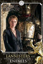 Cersei - Enemies