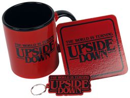 The World Is Turning Upside Down - Geschenk-Set