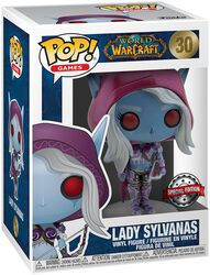 Lady Sylvanas (Blizzard 30th) (Metallic) Vinyl Figur 30