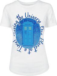 Tardis - Saving The Universe
