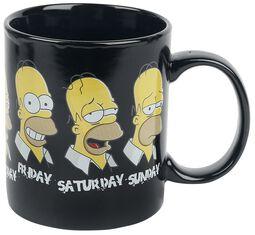 Homer's Week