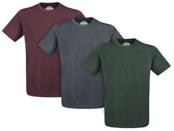 Hastings T-Shirt 3er-Pack