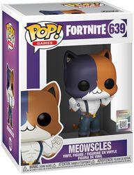 Meowscles Vinyl Figur 639