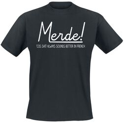 Merde! 'Cos Shit Always Sounds Better In French