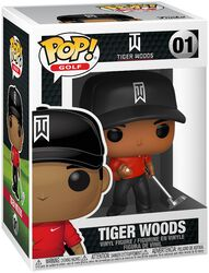 Tiger Woods Vinyl Figur 01