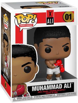 Muhammad Ali Vinyl Figure 01