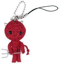Schlüsselanhänger Voodoo Demon