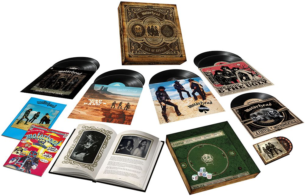 Ace of spades (40th Anniversary Edition)