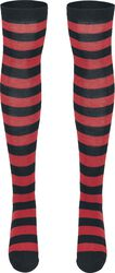 Ladies Striped Socks