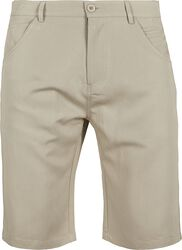 Viscose Twill Shorts