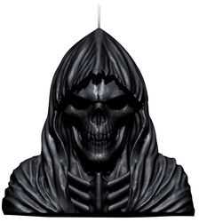 Wax Reaper With Skull