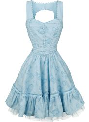 Through The Looking Glass - Alice Classic Dress