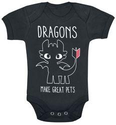 Dragons Make Great Pets