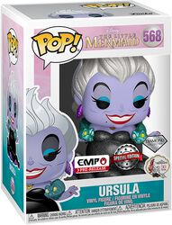 Disney Villains - Ursula (Diamond Glitter Edition) Vinyl Figur 568