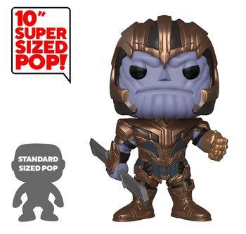 Endgame - Thanos (Life Size) Vinyl Figur 460