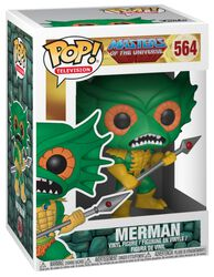 Merman (Chase Edition möglich) Vinyl Figure 564
