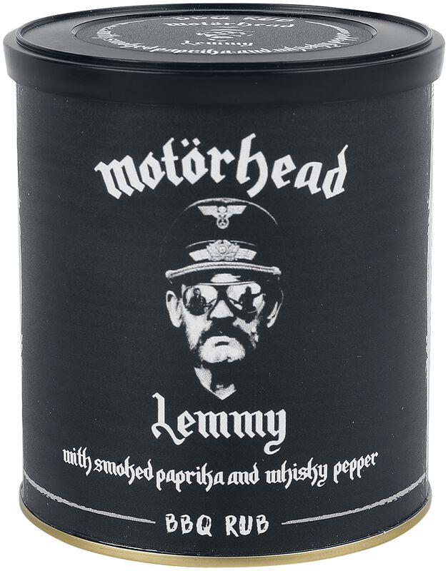 Lemmy - BBQ Rub
