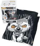 Nymeria T-Shirt plus Funko - Fan-Paket