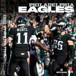 Philadelphia Eagles - Kalender 2021