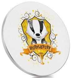 Qi-Ladestation - Hufflepuff