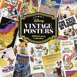 Wandkalender 2019 - Vintage Posters