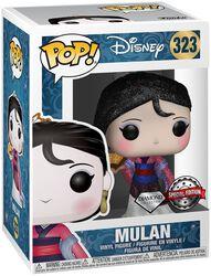 Mulan (Glitter) Vinyl Figure 323
