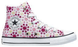 Chuck Taylor All Star - Pink Flowers
