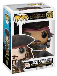 Salazars Rache - Jack Sparrow Vinyl Figure 273