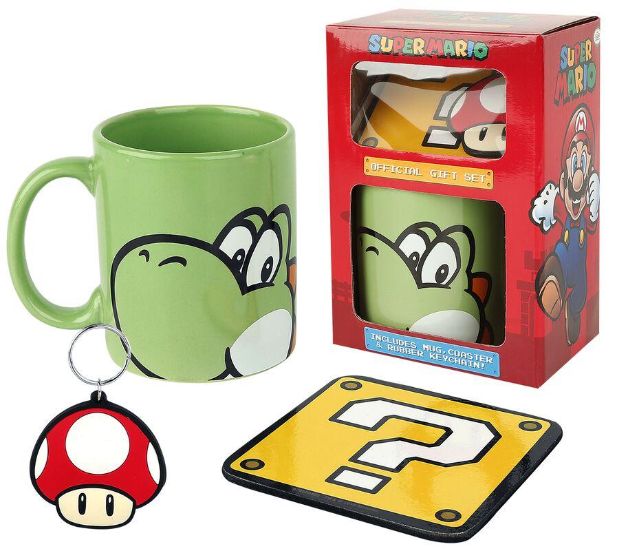 Yoshi - Geschenk-Set