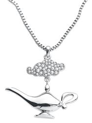 Disney by Couture Kingdom - Genie Lamp in the Nights Necklace