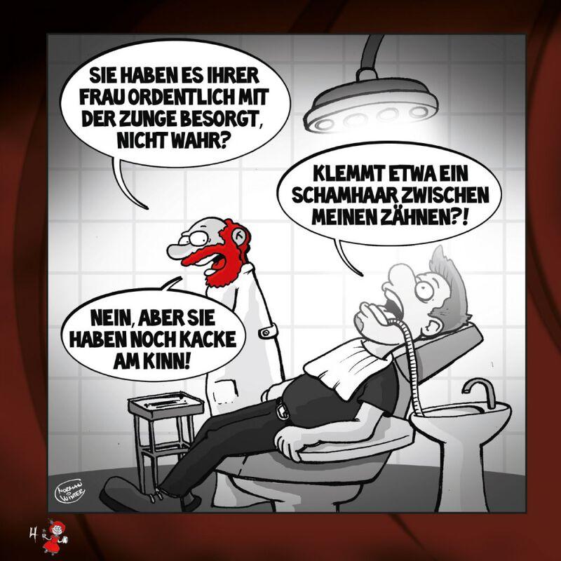 Schwarzer Humor Lustig